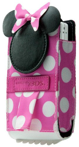 Image 4 for Character Case for 3DS (Minnie Mouse Edition)