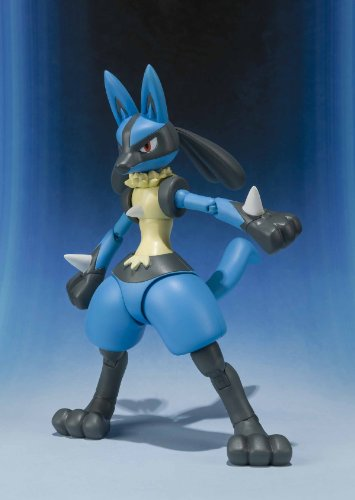 Image 3 for Pocket Monsters - Lucario - S.H.Figuarts (Bandai)