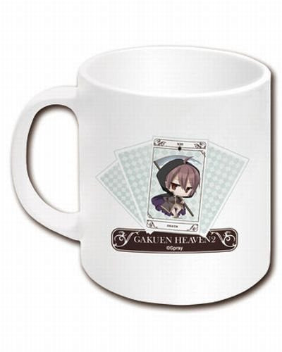 Image 2 for Gakuen Heaven 2 ~DOUBLE SCRAMBLE! ~ - Kasahara Tomo - Mug H (Toy's Planning)