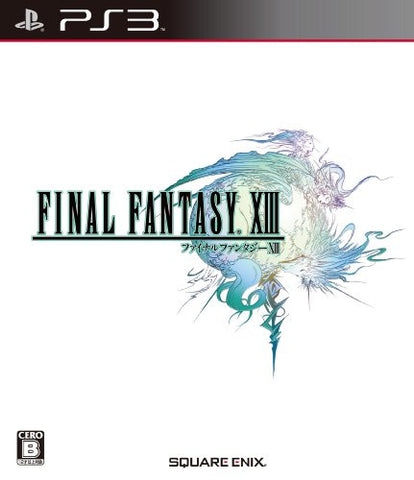 Final Fantasy XIII [First Print Edition]