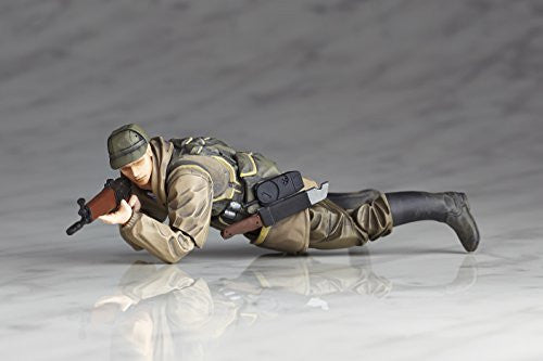 Image 5 for Metal Gear Solid V: The Phantom Pain - Soldier (Soviet Army) - Revolmini rmex-002 - Revoltech (Kaiyodo)