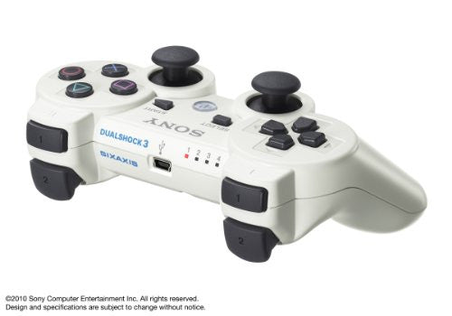 Image 1 for Dual Shock 3 (Classic White)