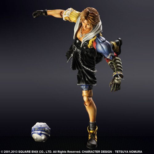 Image 5 for Final Fantasy X - Tidus - Play Arts Kai (Square Enix)