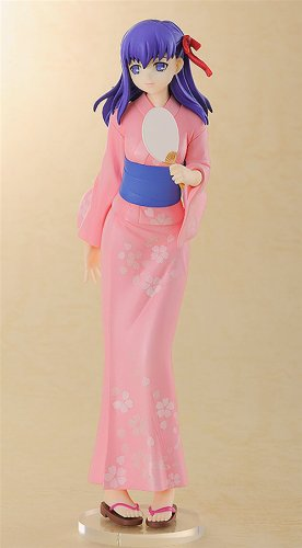 Image 3 for Fate/Stay Night - Matou Sakura - 1/8 - Yukata ver. (FREEing)