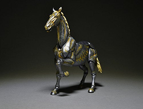 Image 7 for KT Project KT-007 - Revoltech - Horse - Iron Rust (Kaiyodo)