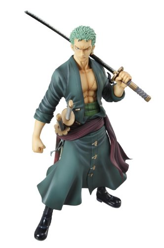 "Image 5 for One Piece - Roronoa Zoro - Excellent Model - Portrait Of Pirates ""Sailing Again"" - 1/8 - Timeskip ver. (MegaHouse)"