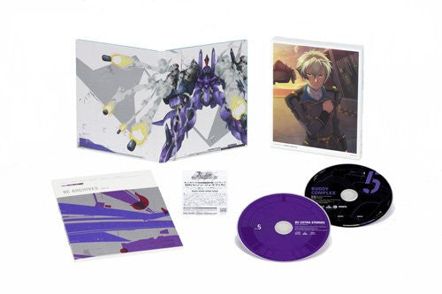 Image 3 for Buddy Complex 5 [Blu-ray+CD Limited Edition]