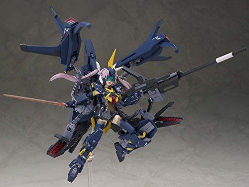 Image 18 for Kidou Senshi Z Gundam - RX-178 Gundam Mk-II - RMS-154 Barzam - A.G.P. - MS Girl - Titans Specification (Bandai)