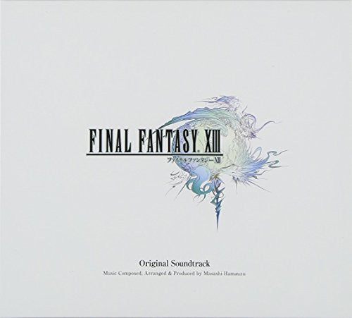 Image 1 for FINAL FANTASY XIII Original Soundtrack