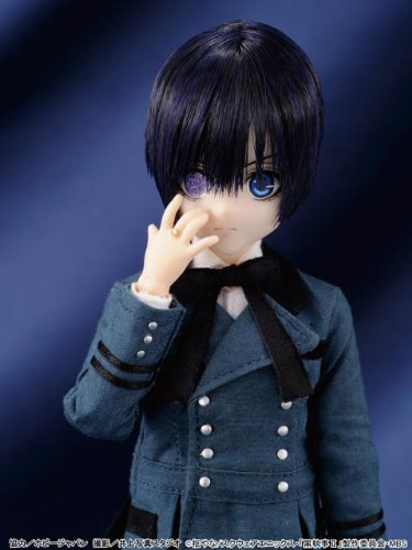 Image 2 for Kuroshitsuji - Ciel Phantomhive - Asterisk Collection Series - 1/6 (Azone)