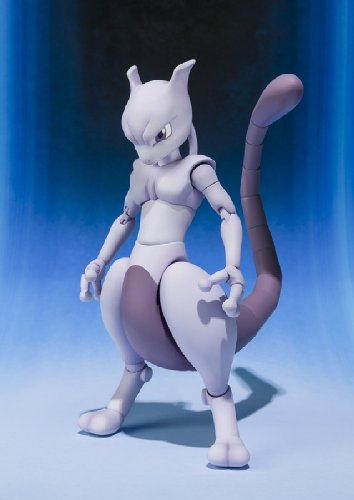 Image 2 for Pocket Monsters - Mewtwo - Myuutsu - D-Arts (Bandai)