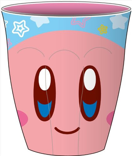 Image 1 for Hoshi no Kirby - Kirby - Melamine Cup - Face Ver. (Ensky)
