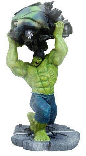 Image 1 for The Incredible Hulk Movie - Hulk - Fine Art Statue - Movie Ver. (Kotobukiya)