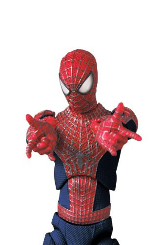 Image 6 for The Amazing Spider-Man 2 - Spider-Man - Mafex No.003 (Medicom Toy)