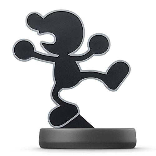 Image 3 for Dairantou Smash Bros. for Nintendo 3DS - Dairantou Smash Bros. for Wii U - Mr. Game & Watch - Amiibo - Amiibo Dairantou Smash Bros. Series (Nintendo)