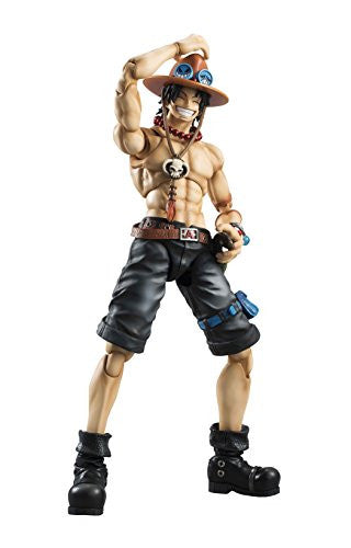 Image 4 for One Piece - Portgas D. Ace - Variable Action Heroes DX - 1/8 (MegaHouse)