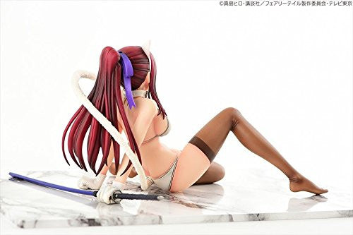 Image 10 for Fairy Tail - Erza Scarlet - 1/6 - White Cat Gravure_Style (Orca Toys)