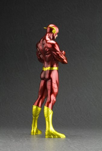 Image 7 for Justice League - Flash - DC Comics New 52 ARTFX+ - 1/10 (Kotobukiya)