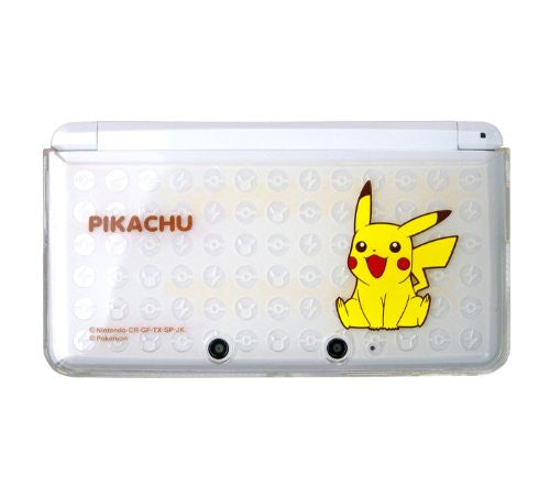Image 2 for TPU Cover for Nintendo 3DS [Pikachu L Version]
