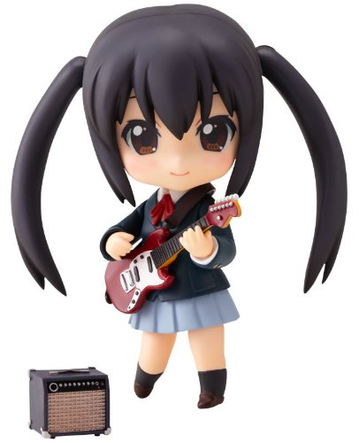 Image 1 for K-ON! - Nakano Azusa - Nendoroid - 104 (Good Smile Company)