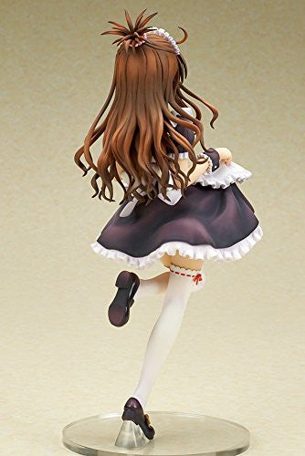 Image 12 for To LOVEru Darkness - Yuuki Mikan - 1/7 - Maid Style (Ques Q)