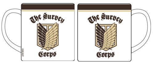 Image 2 for Shingeki no Kyojin - Mug - Survey Corps (Cospa)