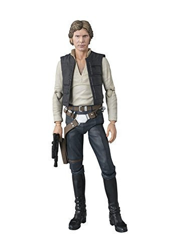 Image 1 for Star Wars - Han Solo - S.H.Figuarts - A New Hope (Bandai)