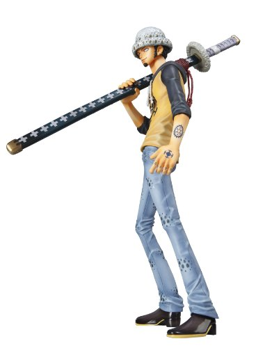 Image 2 for One Piece - Trafalgar Law - Excellent Model - Portrait Of Pirates DX - 1/8 (MegaHouse)