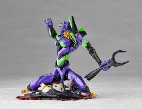 Image 2 for Evangelion Shin Gekijouban - EVA Mark.06 - Revoltech - Metallic Color Ver. (Kaiyodo)