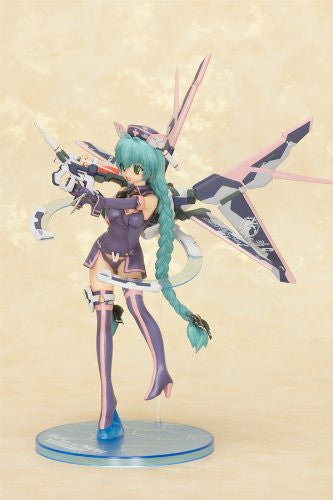 Image 6 for Original Character - Sukumizu Mecha Nurse Shoujo Nana - 1/8 - Dark Mint Berry ver. (Orchid Seed)