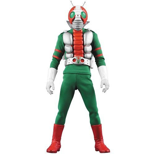 Image 1 for Kamen Rider V3 - Real Action Heroes No.448 - 1/6 - Renewal Edition (Medicom Toy)