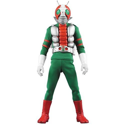 Image for Kamen Rider V3 - Real Action Heroes No.448 - 1/6 - Renewal Edition (Medicom Toy)