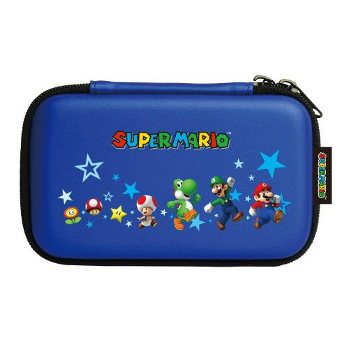Image 2 for Super Mario Hard Pouch 3DS (All-Stars)