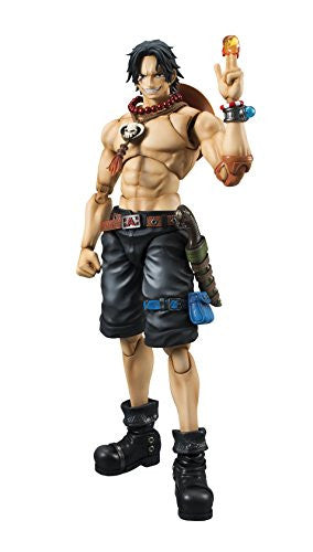 Image 1 for One Piece - Portgas D. Ace - Variable Action Heroes DX - 1/8 (MegaHouse)