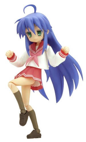 Image 1 for Lucky☆Star - Izumi Konata - Figma #008 - School Uniform Ver. (Max Factory)