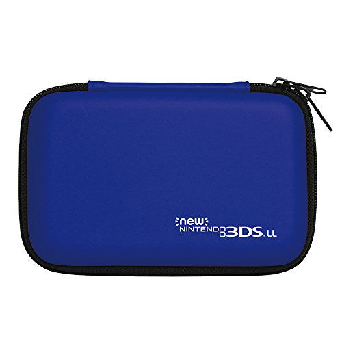 Image 2 for Slim Hard Pouch for New 3DS LL (Blue)