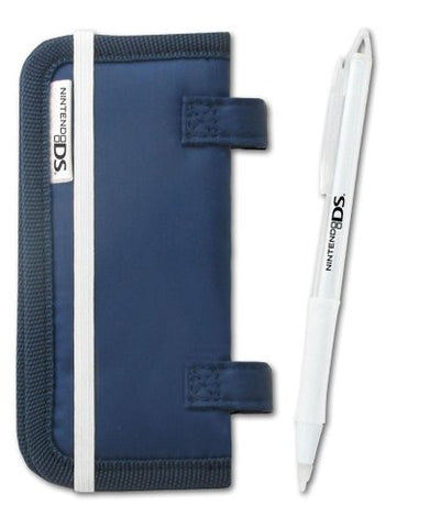 Image for Card Folder + Touch Pen (Blue)