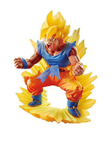 Image for Dragon Ball Super - Son Goku SSJ - Dragon Ball Capsule Memorial 03 (MegaHouse)