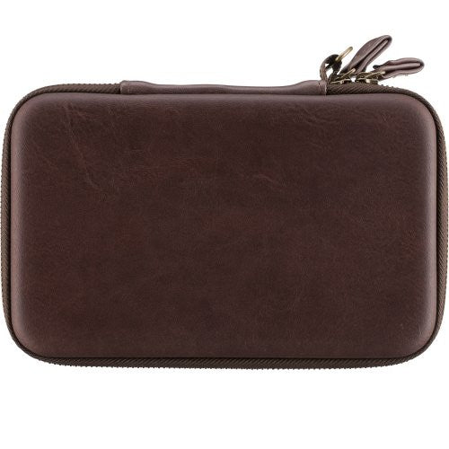 Image 3 for Cyber Premium Smart Case for 3DS LL (Brown)
