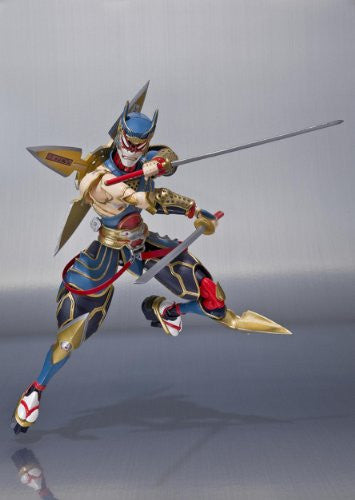 Image 4 for Tiger & Bunny - Origami Cyclone - S.H.Figuarts (Bandai)