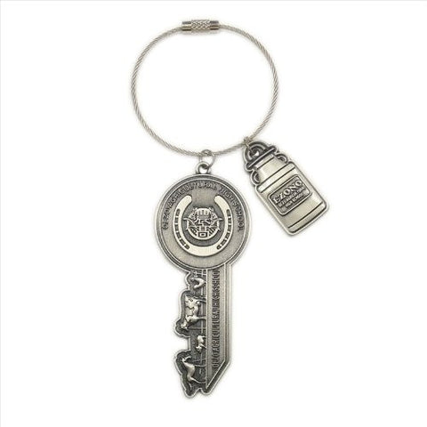 Image for Gin no Saji - Keyholder - Oezo Agricultural High School Kobaibu - Fake Keyring (empty)