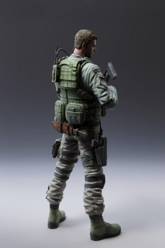 Image 8 for Biohazard 6 - Chris Redfield - Capcom Figure Builder Creator's Model (Cafe Reo, Capcom)