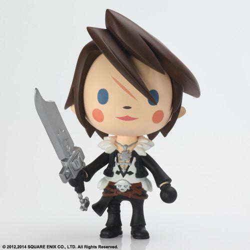 Image 2 for Theatrhythm Final Fantasy - Squall Leonhart - Static Arts Mini (Square Enix)