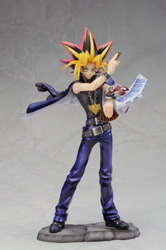 Image 3 for Yu-Gi-Oh! Duel Monsters - Yami Yuugi - ARTFX J - 1/7 (Kotobukiya)
