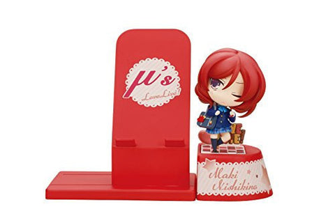 Love Live! School Idol Project - Nishikino Maki - Cell Phone Stand - Choco Sta (Broccoli)