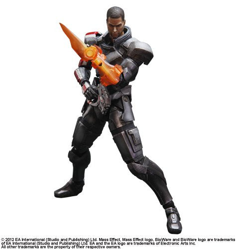 Image 1 for Mass Effect 3 - John Shepard - Play Arts Kai (Square Enix)