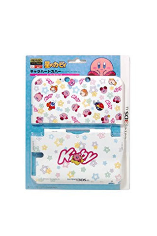 Image for 3DS LL Character Hard Cover (Kirby & Star)