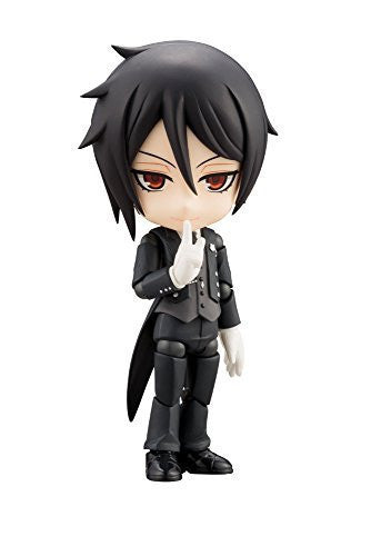 Image 1 for Kuroshitsuji ~Book of the Atlantic~ - Sebastian Michaelis - Cu-Poche (Kotobukiya)