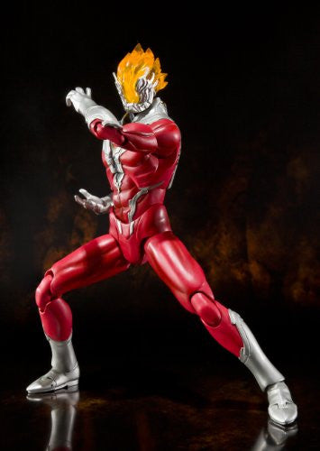 Image 5 for Ultraman Zero THE MOVIE: Choukessen! Beriaru Ginga Teikoku - Glenfire - Ultra-Act (Bandai)