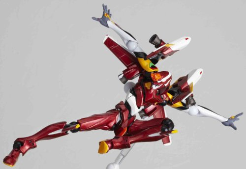 Image 3 for Evangelion Shin Gekijouban - EVA-01 - Revoltech - Metallic Color (Kaiyodo)